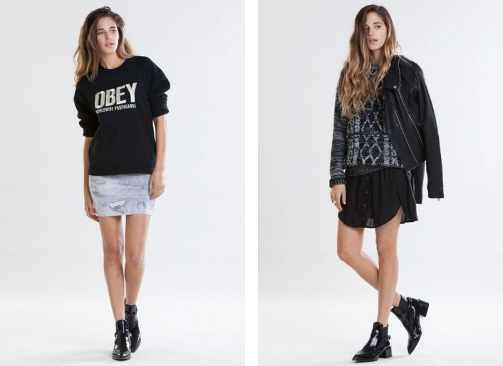 Chicly Understated Streetwear