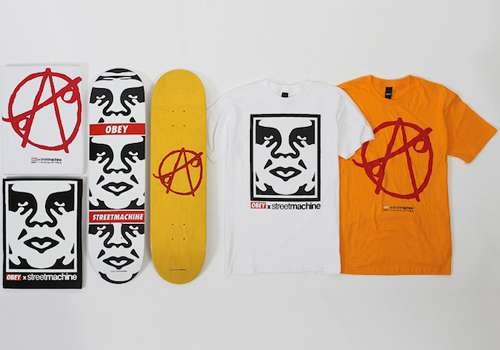 Street Art Skate Gear