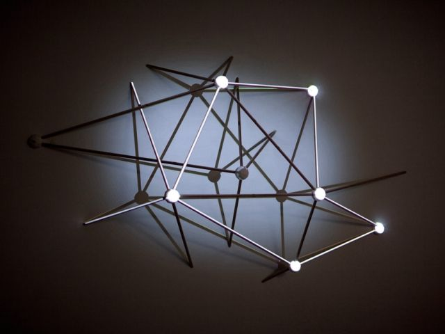 Connected Geometry Sculptures