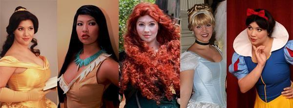 Obsessed Disney Princess Cosplayers