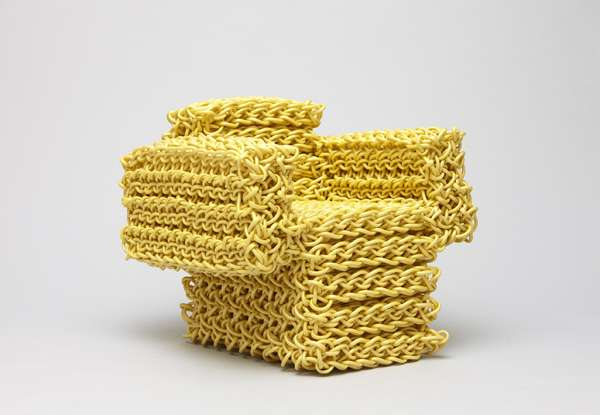 Noodle-Inspired Seating