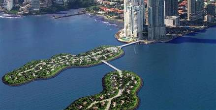 $300 Million Faux Islands