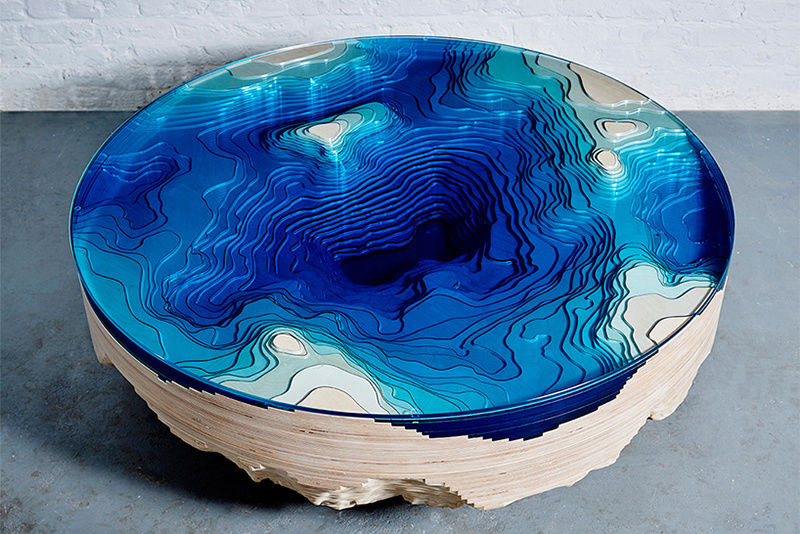 Aquatic Abyss Tables