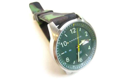 Army-Approved Timepieces