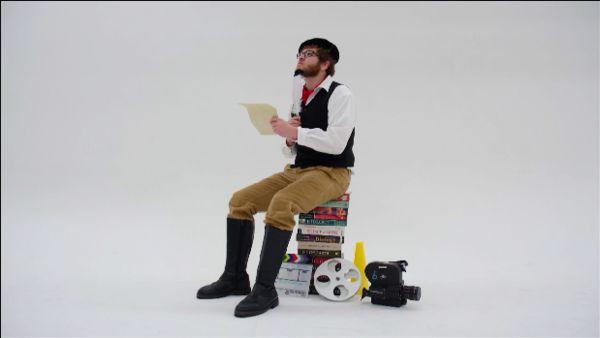 Silent Sci-Fi Tribute Videos