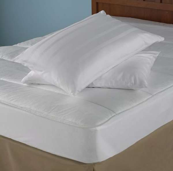 Odor Eliminating Mattress Pad