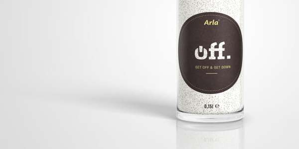 Off Buttermilk Packaging