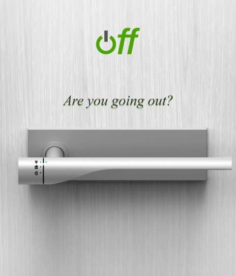 Off Door Handle