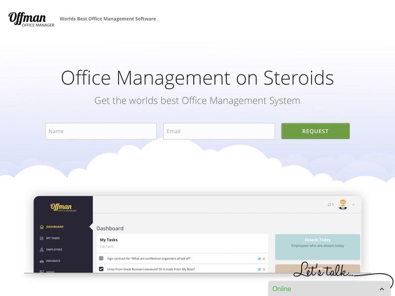 Digital Office Management Platforms
