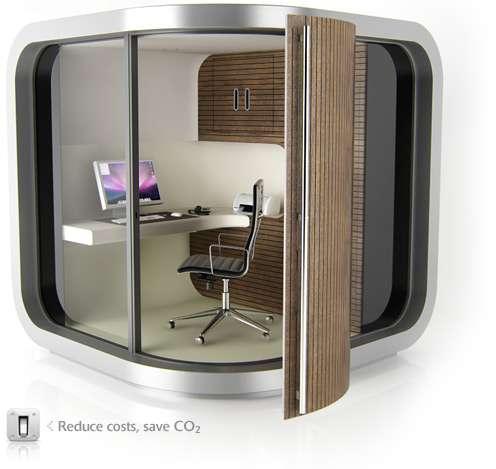 Eco-Friendly Prefab Offices