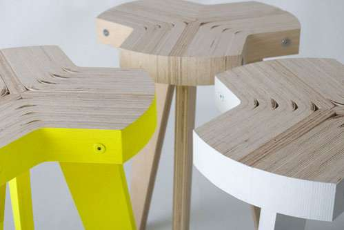Pioneering Plywood Furniture