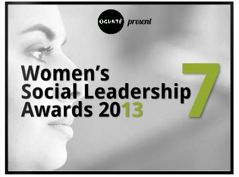 Ogunte Women's Social Leadership Awards