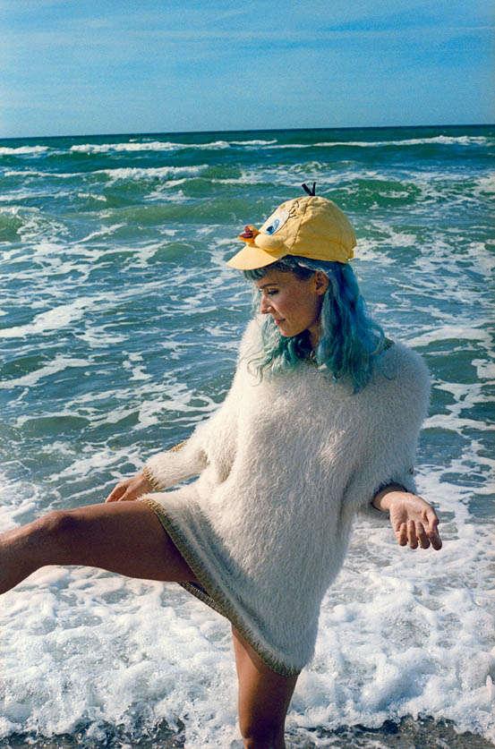 Seapunk Songstress Editorials