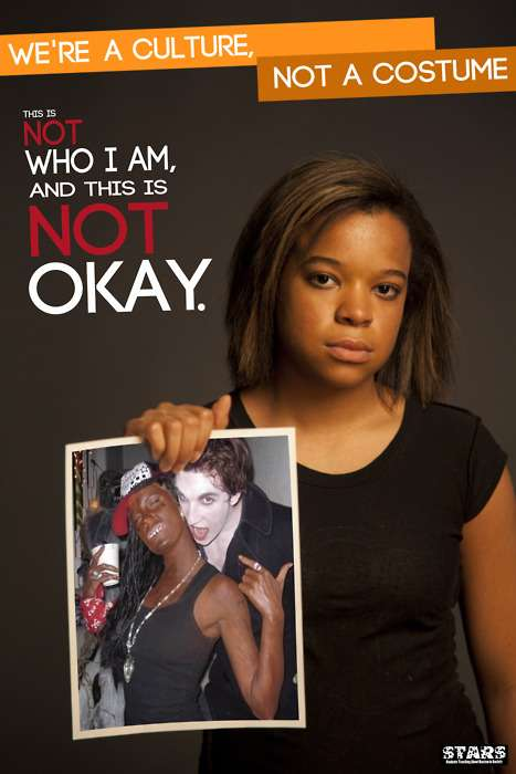 Anti-Racism Costume Campaigns