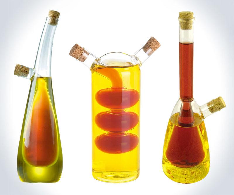 Scientific Condiment Vessels