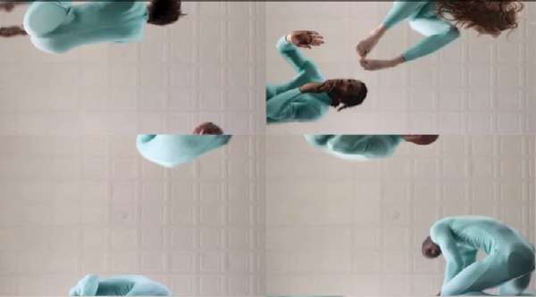 Kaleidoscopic Dance Videos