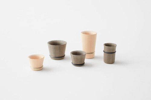 Winsome Wooden Cups