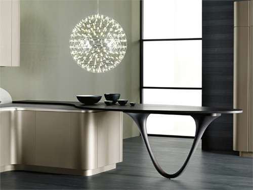 Catenary Sculptural Countertops