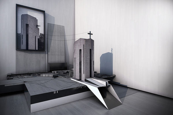 Architectural Trope Exhibitions