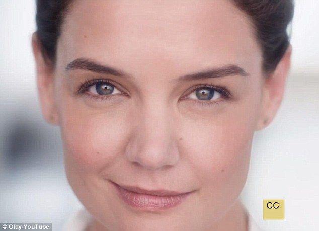 Minimalist Anti-Aging Ads
