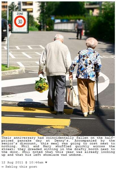 Old People Holding Hands Tumblr