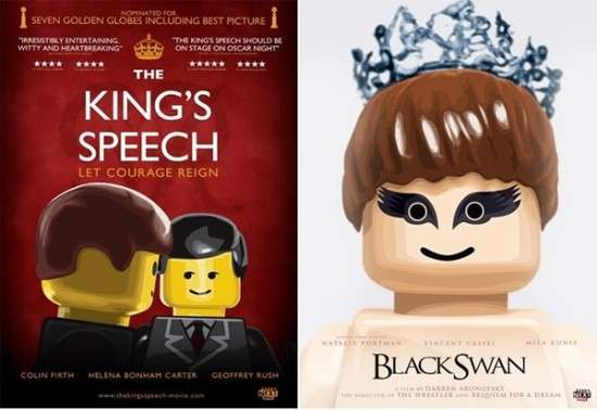 Toy Oscar Portraits
