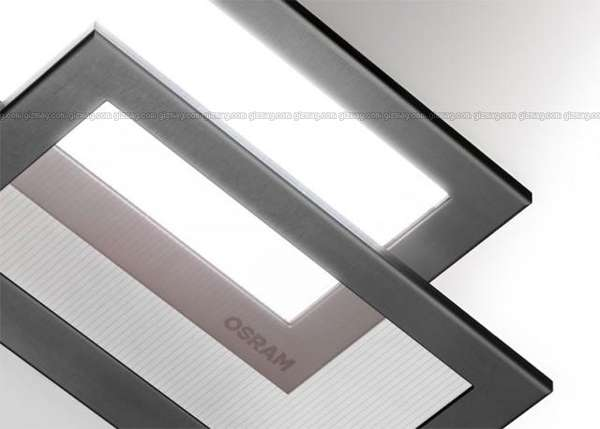 OLED Tile Light