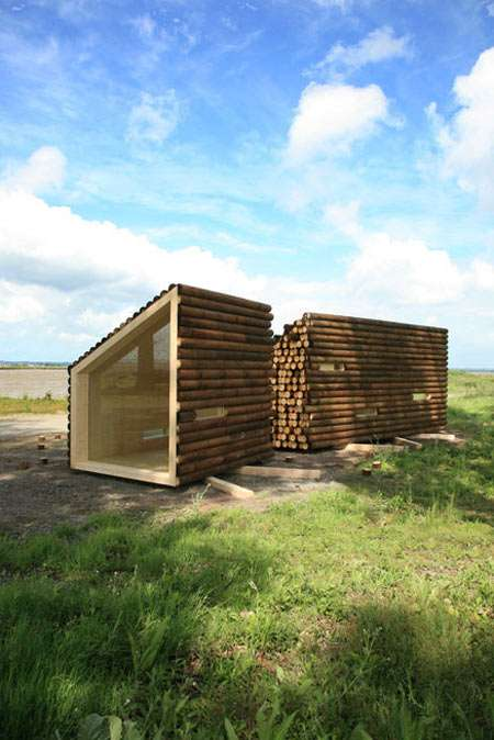 Portable Log Cabins