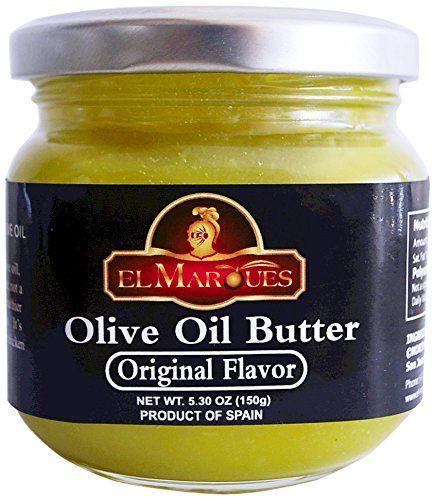 Olive Oil Butter