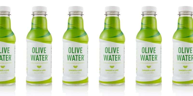 Olive Water Beverages