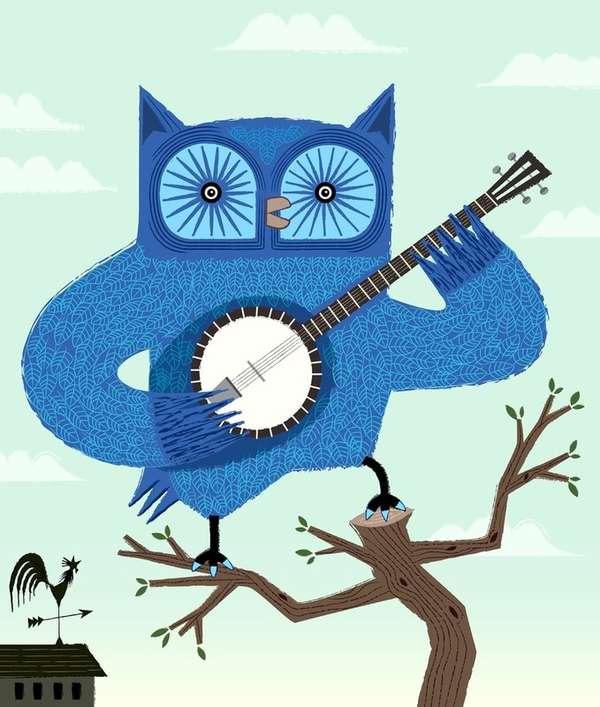 Melodic Animal Artistry