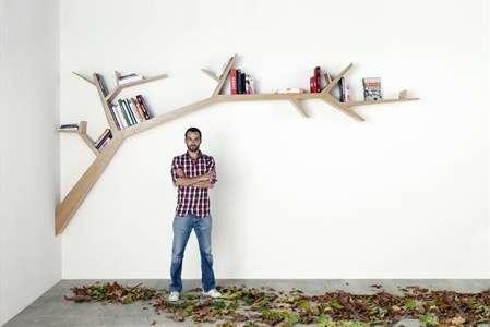 Branching Paperback Perches
