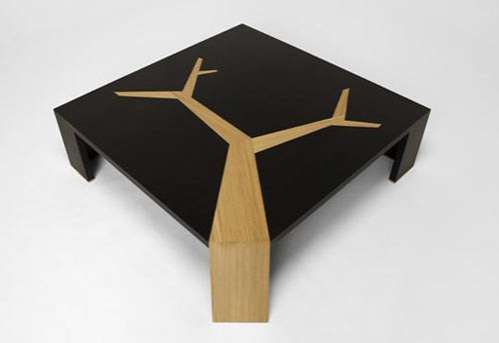 Playful Wood Furniture