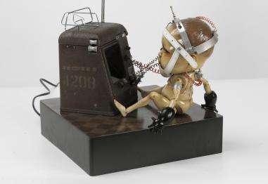Techtastic Baby Figurines
