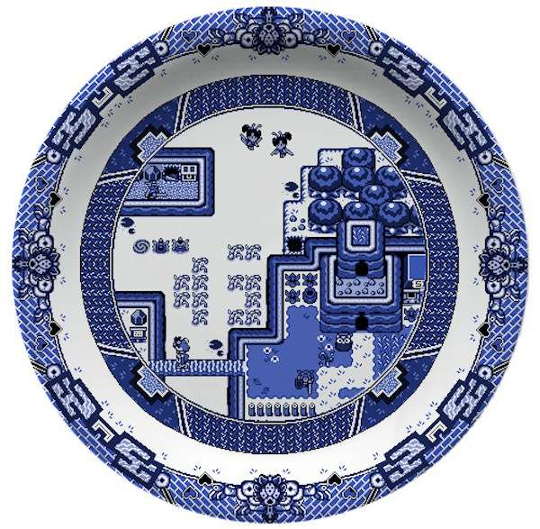 Gamer-Designed Dinnerware