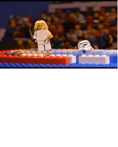 Athletic Toy Reenactments