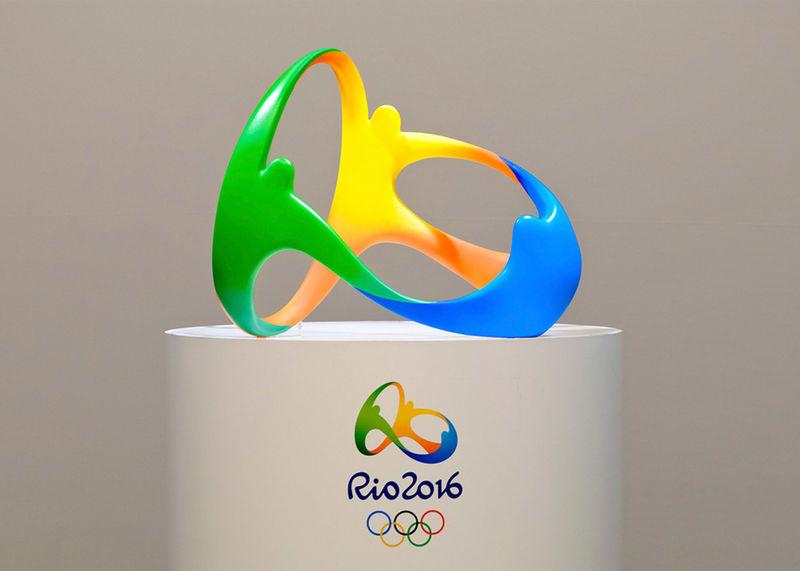 3D Olympic Logos