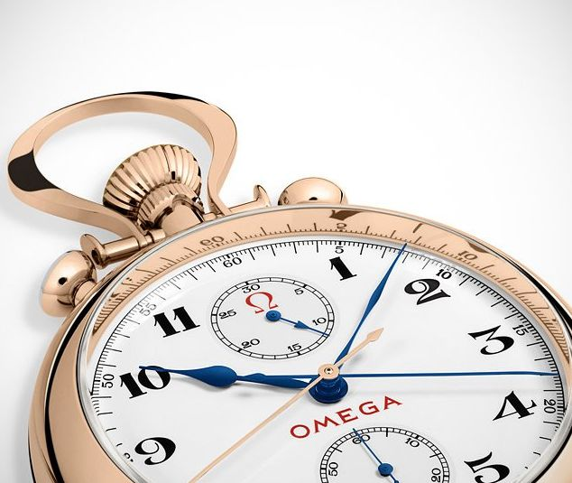 Olympic-Inspired Timepieces