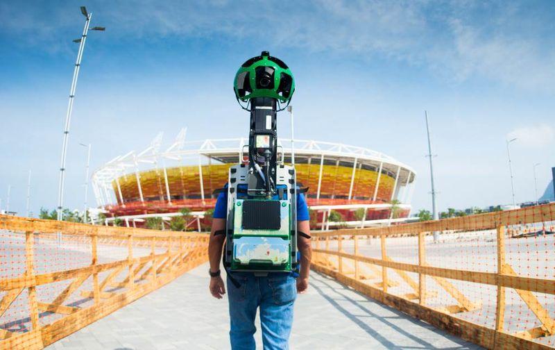Virtual Olympic Venues