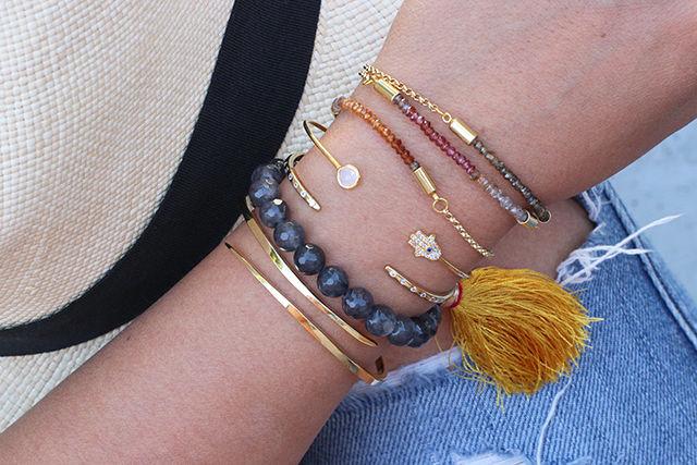 DIY Ombre Jewelry