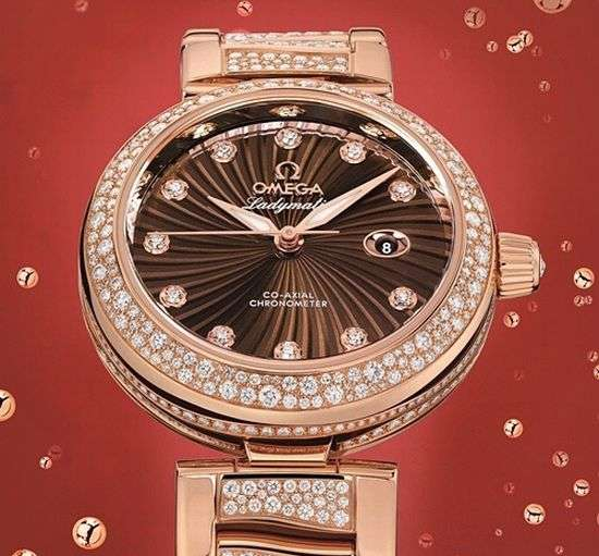 Excessive Diamond-Encrusted Watches