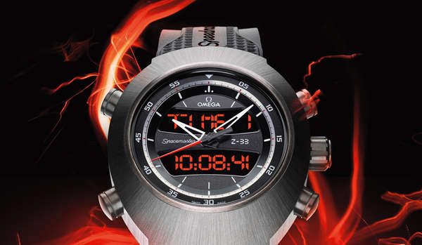 Spacecraft-Themed Timepieces