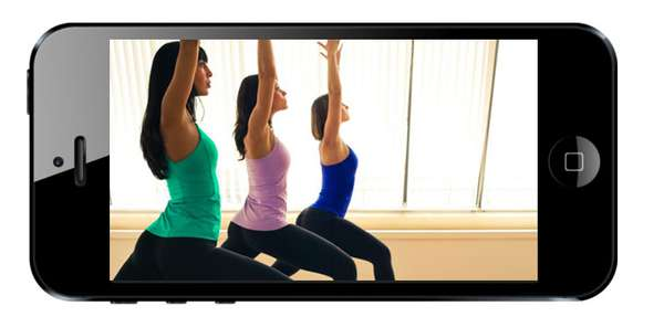 Travelling Yoga Apps