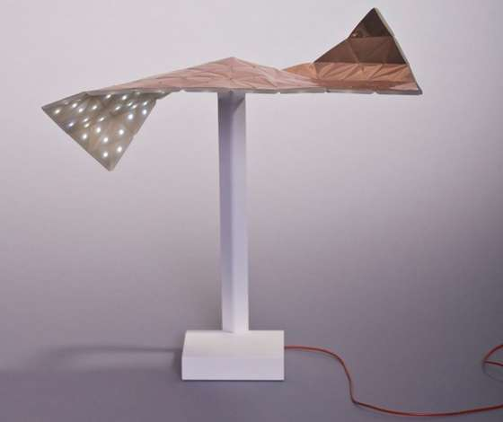 omri barzeev starlight lamp