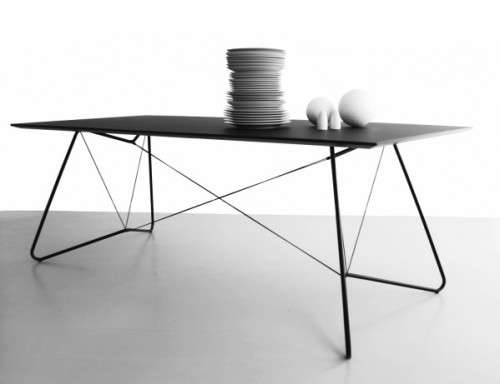 Tethered Structure Tables