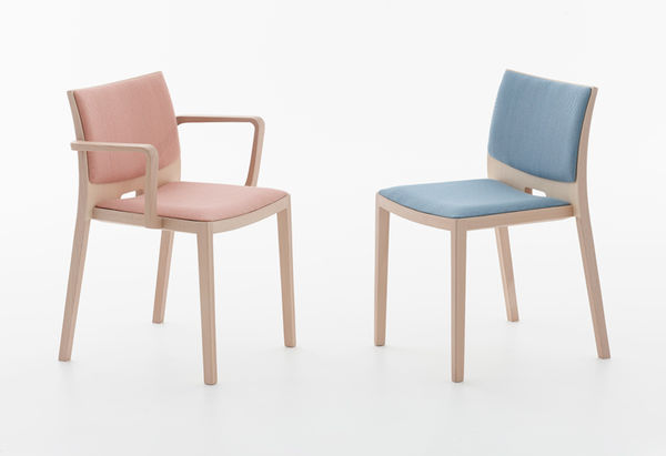 Graceful Stackable Chairs