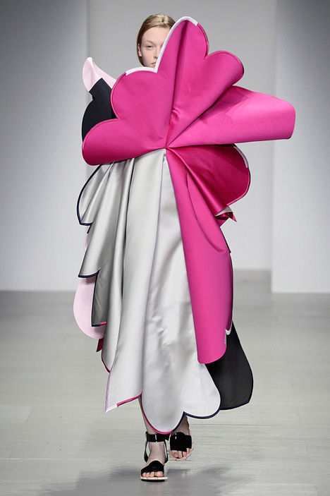 Blooming Runway Fashion
