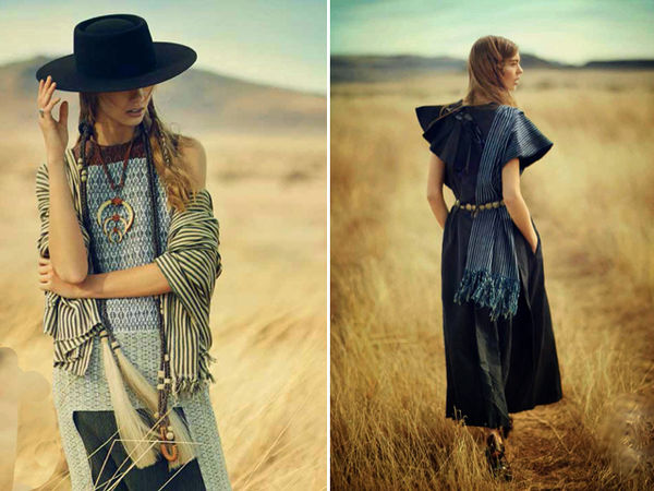 Colonial Clothing Editorials