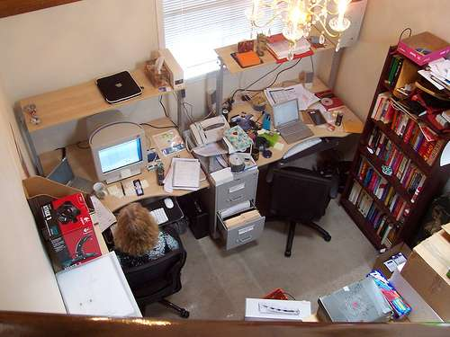 Spare Desk Finders