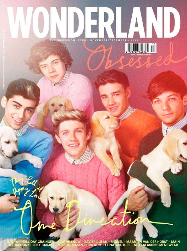 One Direction Wonderland Magazine